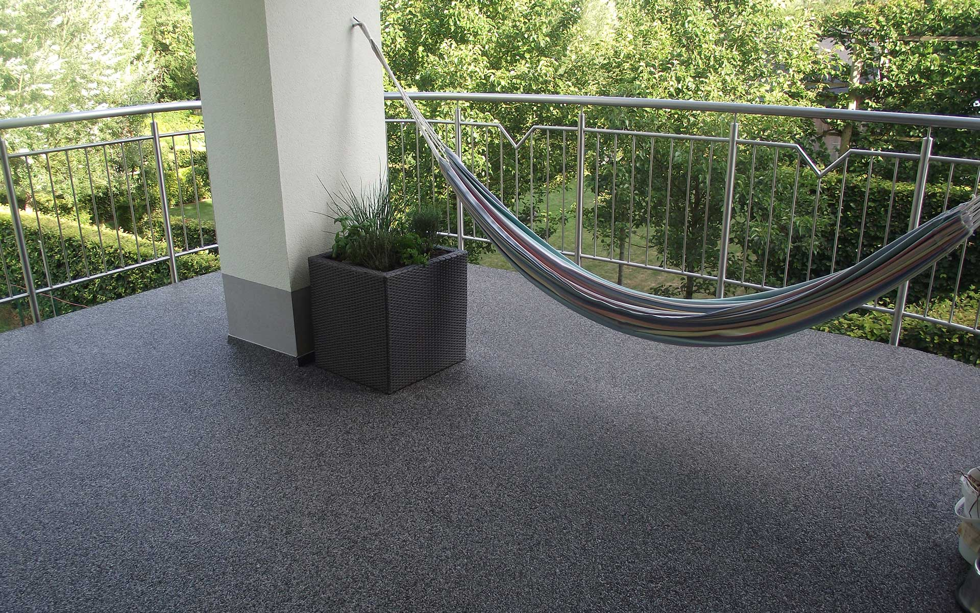 stefan marxen terrassen balkone. Black Bedroom Furniture Sets. Home Design Ideas